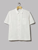 Universal Works Road Shirt (White)