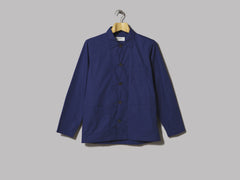 Universal Works Bakers Overshirt (Blueprint)
