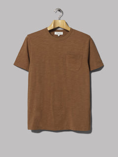 Y.M.C. Wild Ones Pocket Tee (Brown)