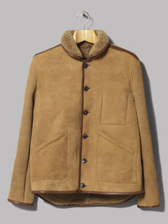 Y.M.C. Brainticket Jacket (Tan)