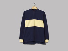 Y.M.C. Webb Ellis Top (Navy / Lemon)