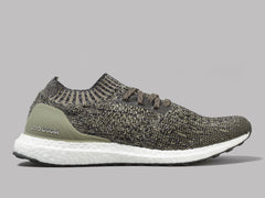 adidas UltraBOOST Uncaged (Trace Cargo / Core Black / Chalk Pearl)