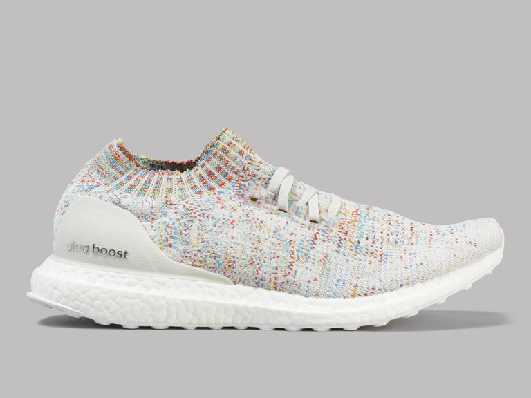 sports shoes b262c 022f9 adidas Ultraboost Uncaged (Raw White   Shock Red) – Oi Polloi