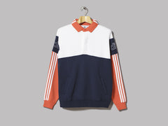 adidas Rugby Sweat (Collegiate Navy / Raw Amber)