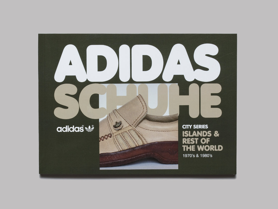 new concept d1388 61f27 Vintage Adidas Schuhe Books Vintage Adidas Schuhe Book 3 (Islands and Rest  of the World)