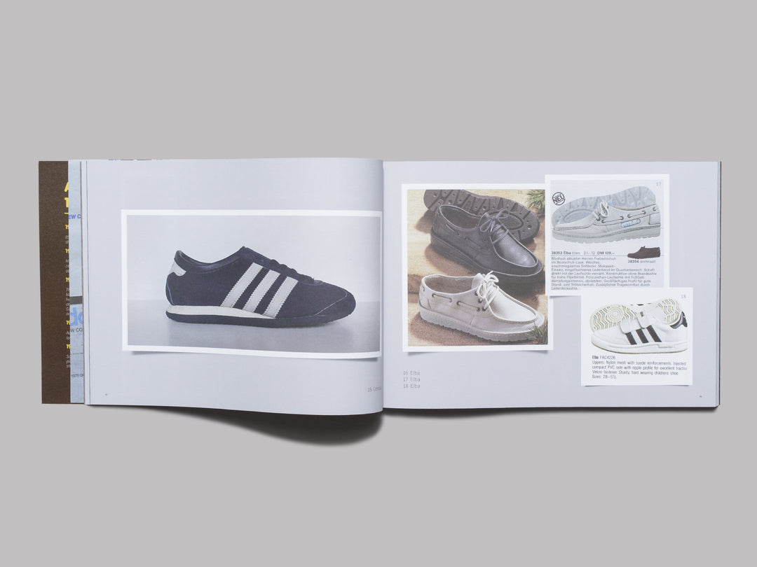 Publications Adidas Schuhe Book 3 Islands and Rest of