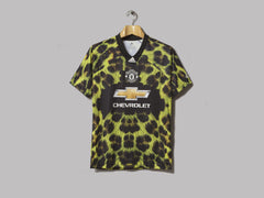 adidas MUFC EA Football Jersey (Multicolour Art)