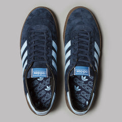 adidas Montreal 76 (Collegiate Navy / Clear Sky / Gold Metallic)
