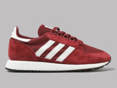 adidas Forest Grove (Collegiate Burgundy / Cloud White / Core Black)