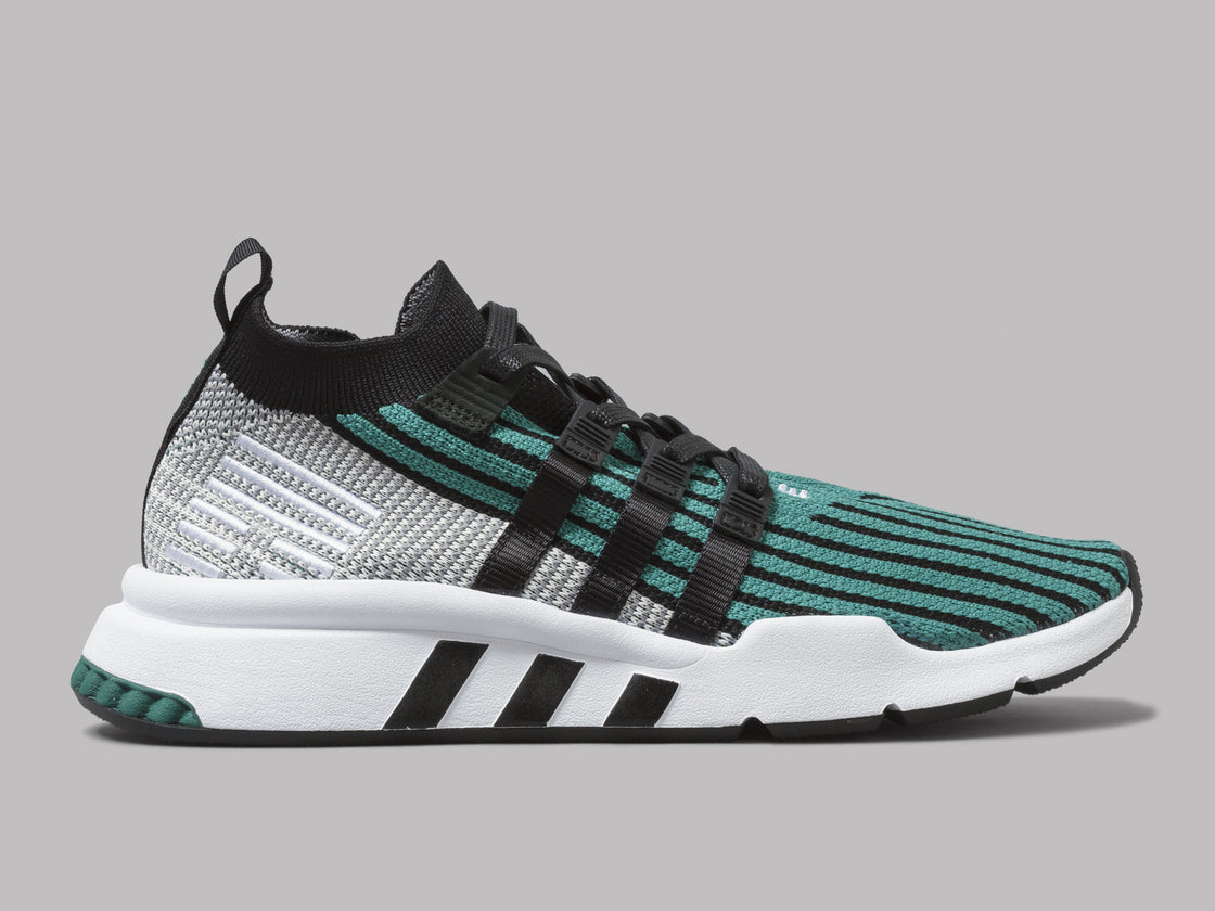 newest 7e6f7 94353 adidas EQT Support Mid ADV PK (Core Black / Core Black / Sub Green)