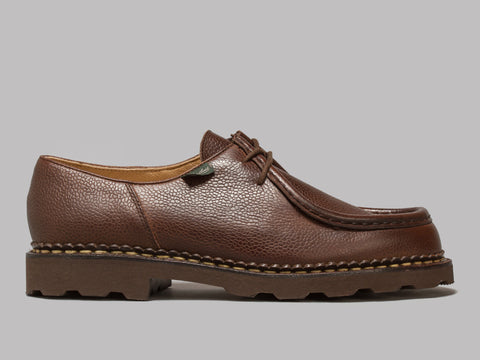 Paraboot Michael (Ébène Grain Leather)