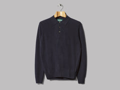 Alan Paine Treswell Gelong Polo (Dark Navy)