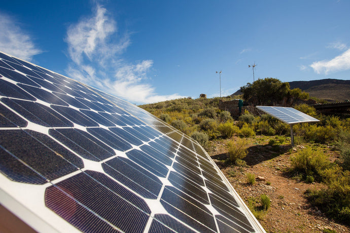 How to Get Off-Grid with Solar Energy