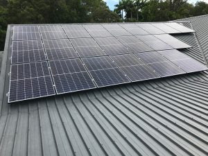Solar Power System Installed 2