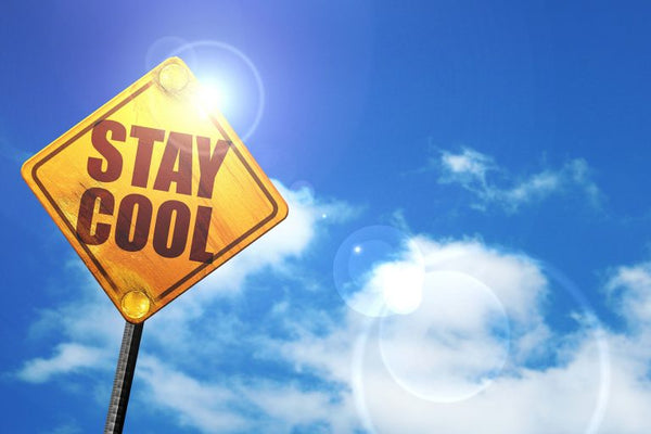 stay cool with solar