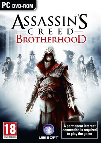 ASSASSINS CREED BROTHERHOOD SPECIAL EDITION - 991 Solutions - RSA