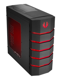 BITFENIX® COLOSSUS BLACK - E-ATX TOWER - 991 Solutions - RSA  - 1