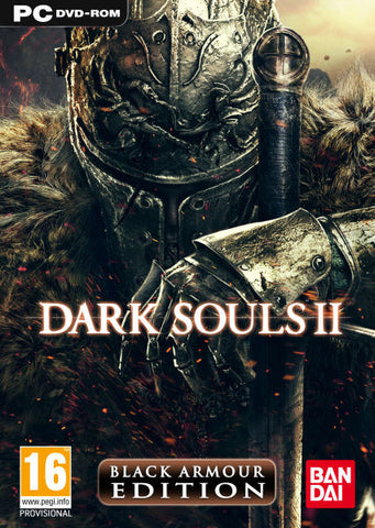 DARK SOULS II - BLACK ARMOUR EDITION - 991 Solutions - RSA