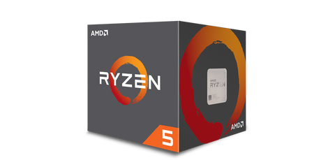 AMD RYZEN 5 1500X 3.6GHZ SOCKET AM4