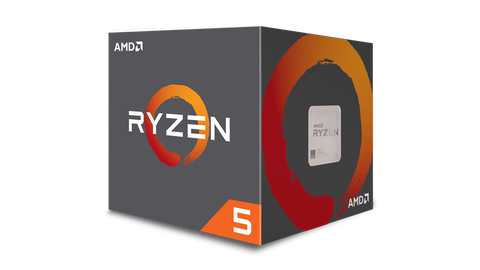 AMD RYZEN 5 1600 3.4GHZ SOCKET AM4