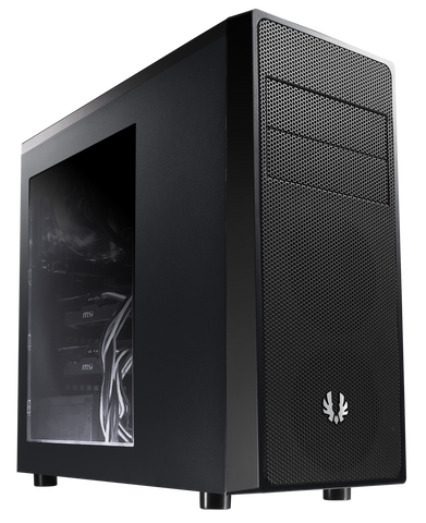BITFENIX NEOS MID TOWER CHASSIS PURE BLACK - 991 Solutions - RSA  - 1