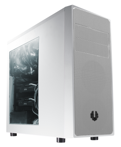 BITFENIX® NEOS MID TOWER PURE WHITE - 991 Solutions - RSA  - 1