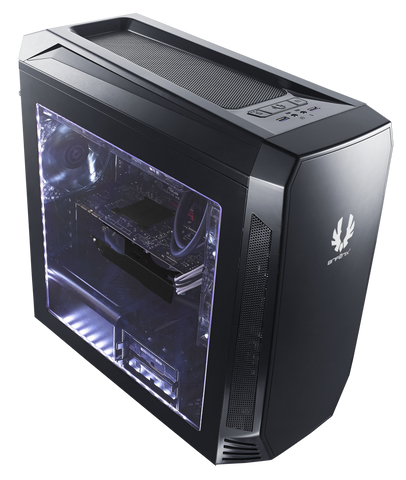 BITFENIX® AEGIS BLACK - M-ATX TOWER - 991 Solutions - RSA  - 1