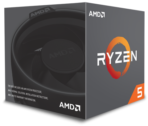 AMD RYZEN 5 1400 3.2GHZ SOCKET AM4