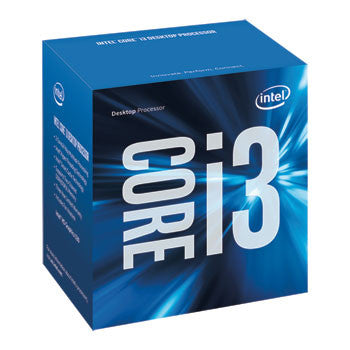 INTEL CORE I3 6100 3.7GHZ Skylake Socket 1151 - 991 Solutions - RSA