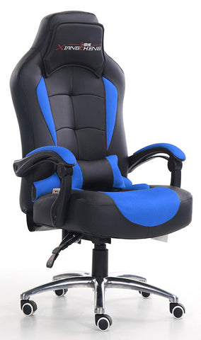 XC Gaming Chair 150KG Black & Blue - 991 Solutions - RSA