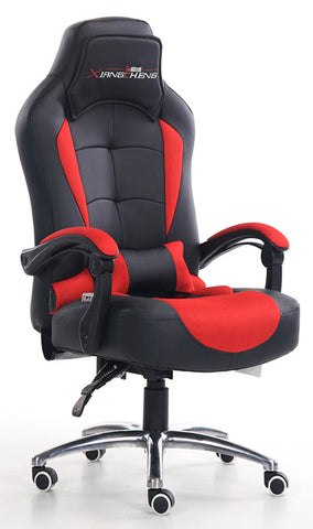 XC Gaming Chair 120KG Black & Red - 991 Solutions - RSA
