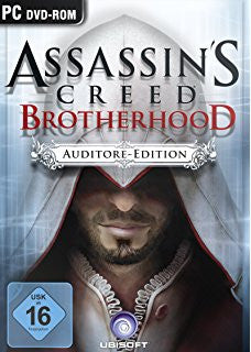 ASSASSINS CREED BROTHERHOOD AUDITORE EDITION - 991 Solutions - RSA