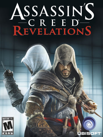 ASSASSINS CREED REVELATION - 991 Solutions - RSA