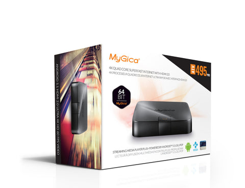 MYGICA ATV495 PRO ANDROID MEDIA PLAYER