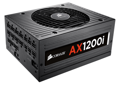 CORSAIR PSU AX1200I - 991 Solutions - RSA  - 1