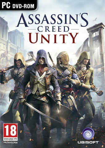 ASSASSINS CREED UNITY - 991 Solutions - RSA