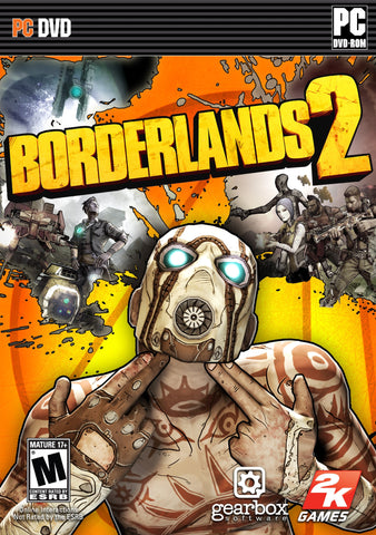 BORDERLANDS 2 - 991 Solutions - RSA