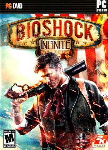 BIOSHOCK - INFINITE - 991 Solutions - RSA