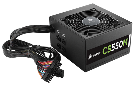 CORSAIR PSU CS550M - 991 Solutions - RSA  - 1