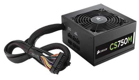 CORSAIR PSU CS750M - 991 Solutions - RSA  - 1