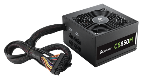 CORSAIR PSU CS850M - 991 Solutions - RSA  - 1