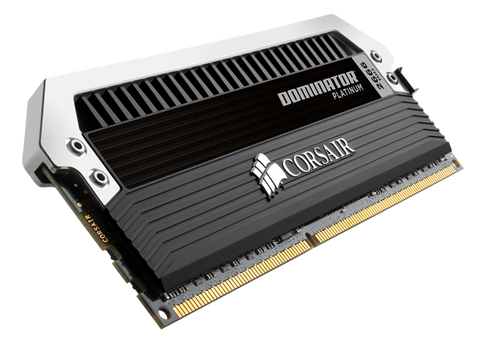 CORSAIR CMD8GX3M2A2666C12  DOMINATOR PLATINUM - 991 Solutions - RSA  - 1