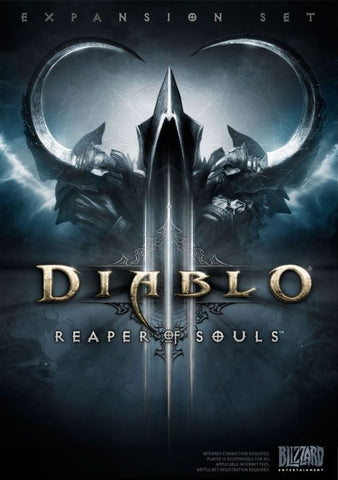 BLIZZARD DIABLO 3 - REAPER OF SOULS - 991 Solutions - RSA