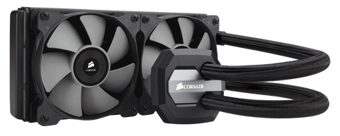 CORSAIR H100I GTX HYDRO SERIES - 991 Solutions - RSA  - 1