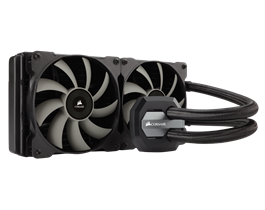 CORSAIR CW-9060020-WW H110IGTX HYDRO SERIES 280MM - 991 Solutions - RSA  - 1