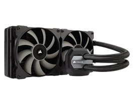 CORSAIR CW-9060027-WW H115I HYDRO SERIES - 991 Solutions - RSA  - 1