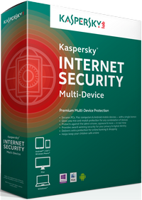 Kaspersky Internet Security - Multi-Device . 2-Device 1 year  DVD - 991 Solutions - RSA