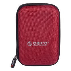 ORICO 2.5 PORTABLE HARD DRIVE PROTECTOR RED BAG - 991 Solutions - RSA  - 1