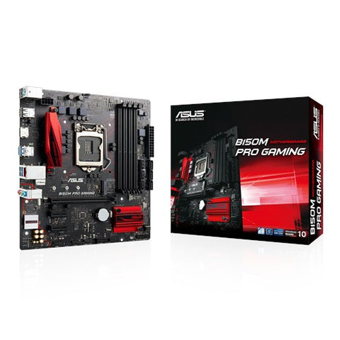 ASUS B150M-PRO-GAMING (DDR4) - 991 Solutions - RSA  - 1