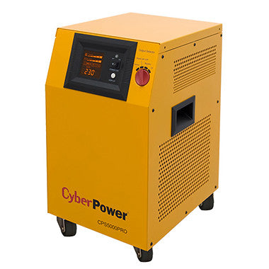 CYBERPOWER® INVERTER EPS 5000VA/3500W PRO - 991 Solutions - RSA  - 1